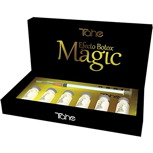 Tahe Magic Botox Effect Rellenador Capilar Brillo, Textura y Tratamiento para...