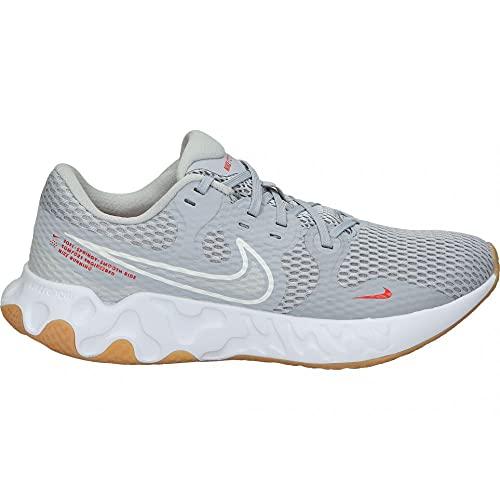 Nike Renew Ride 2, Zapatillas para Correr Hombre, Wolf Grey Summit White Grey Fog, 41 EU