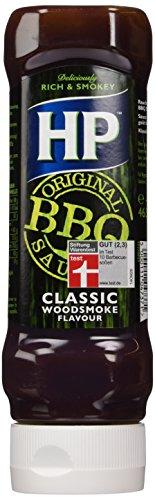 HP BBQ Sauce Classic, 8er Pack (8 x 465 g)