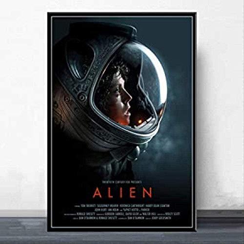 Rompecabezas de 1000 Piezas para Adultos, Serie de películas de Alien, película de Terror clásica, Rompecabezas, Juegos para niños, Juguetes educativos, Regalos para Hombres