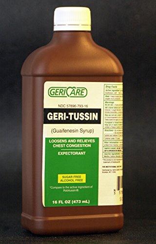 Cough Relief McKesson Brand 100 mg Strength Liquid 16 oz. - 12/CS (MFN # 57896079316)