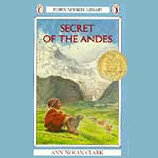 Secret of the Andes cover art