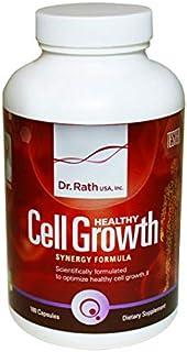 Dr. Rath Healthy Cell Growth Synergy Formula, 180 caps