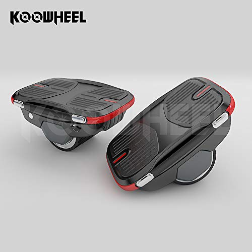 Koowheel Electric Self Balancing One Wheel Hovershoes Portable Roller Drift Freeline Skate -UL 2272 Certificated/250W Dual Motor/8km/h Max Speed