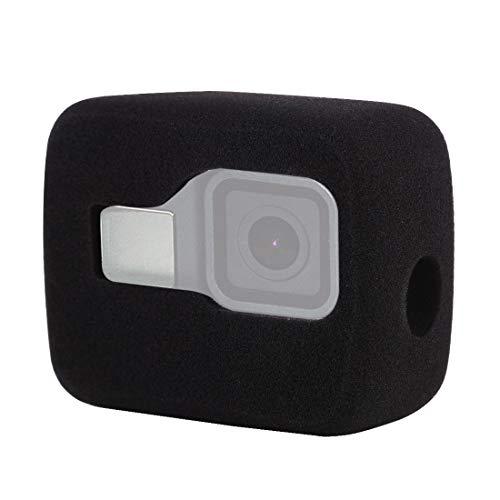 Puluz Windslayer Gehäuse-Abdeckung, für GoPro Hero 8 Black, Schaumstoff-Windschutzscheibengehäuse, reduziert Windgeräusche für optimale Audioaufnahme