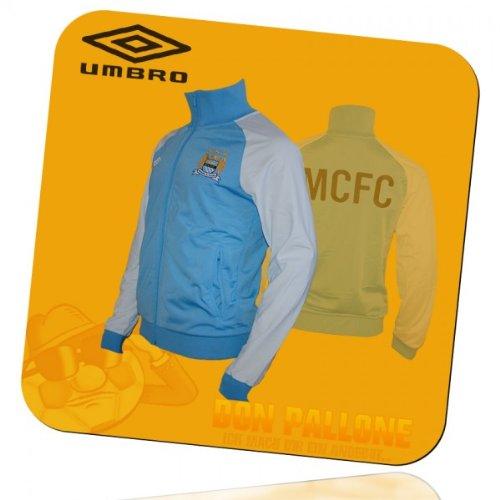 UMBRO Veste de survêtement Manchester City MCFC xxl