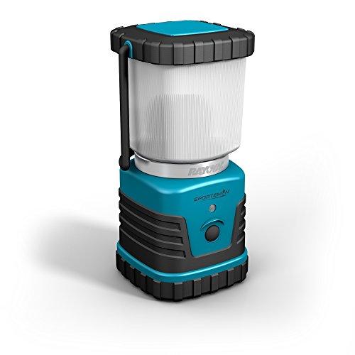 Rayovac SE3DLNBL Sportsman 305 Lumen 3D LED Lantern, Blue