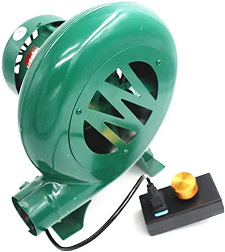 QIANMEI Soplador Soplador eléctrico centrífugo | Soplador de Barbacoa para cocinar de Velocidad Variable Saltar de la casa de Rebote Inflable Castillo Hinchable (Size : 150W)