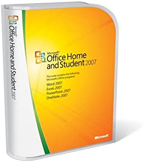 ms home and office 2007