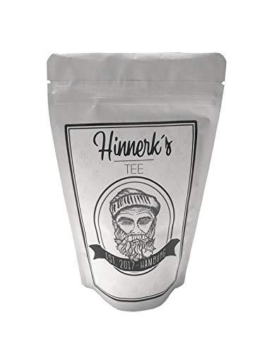 HINNERKS`S TEE, 100 Gramm, Fresh Ingwer Tee mit Ananas, Lemongrass, Ingwer und Minze - Kräutertee
