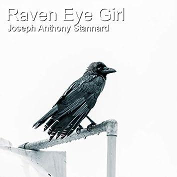 Raven Eye Girl