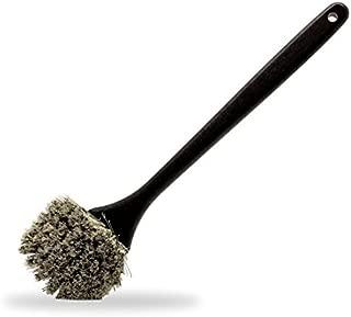 long handle tire brush
