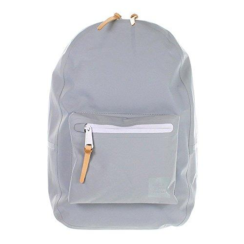 Herschel - Bolso mochila para mujer gris gris