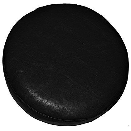 Aerzetix: Bezug Reserverad Reserverad Reifen - Abdeckung Cover schwarz Ersatzreifen Reserverad Ersatzrad Abdeckung für 4x4 Auto Auto Wohnwagen Wohnmobil für die Größe 265 / 70R15