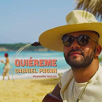 Quiereme (Version Salsa)