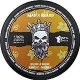 Man's Beard - Baume De Barbe Parfumé Vanille Mangue Fabrication Française 90 ml