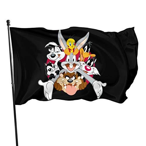 tasmanian devil flag - 2