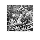 Ahdyr Tarzan The Ape Man Poster Dekorative Malerei Leinwand