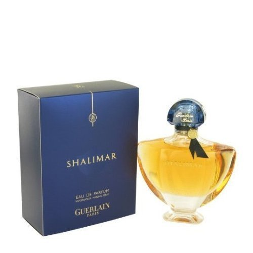 Shalimar By GUERLAIN FOR WOMEN 3 oz Eau De Parfum Spray