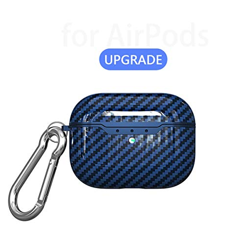 Doveno Compatible AirPods Pro Case 2019