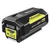 Ryobi 5133004387 Batterie MaxPower BPL3650D2 (5,0 Ah, Tension 36 V, Protection Anti-Surcharge, indicateur de Niveau de Charge, Protection en Caoutchouc)