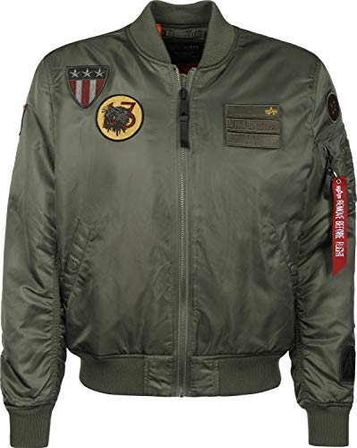 Alpha Industries MA-1 Air Force bomber jas