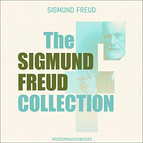 The Sigmund Freud Collection audiobook cover art