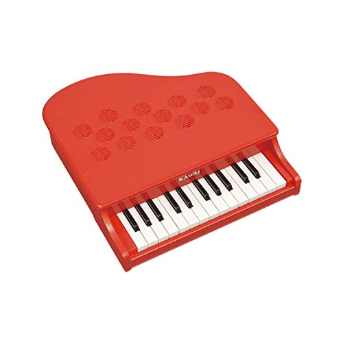 KAWAI ミニピアノP-25 ポピーレッド