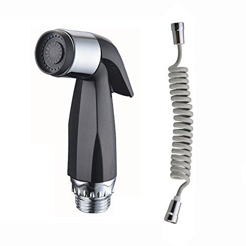 Jiajie Bidet-Handbrausekopf und Schlauch, zur Anbringung an die Toilette, für das Badezimmer, Bidet, Dusche