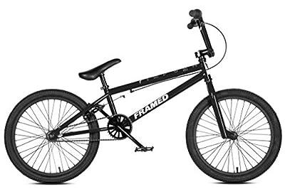 Framed Impact XL BMX Bike Black Sz 20in