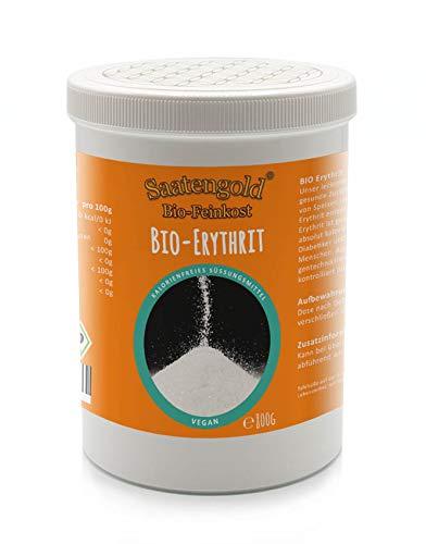 Saatengold Bio-Erythrit - Zuckerersatz |...
