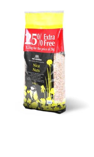 Tom Chambers Nice Nuts 2,5 kg - 25% GRATUITS