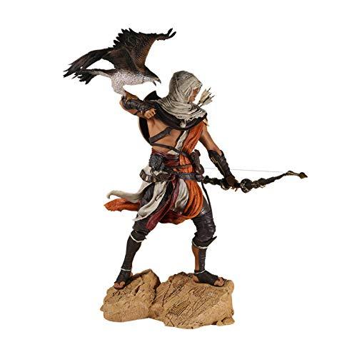 LiQi Pop Assassin's Creed Baker Figur Aco Hero Jarno Große Revolution Bogen und Pfeil Eagle Statue Ezio 21