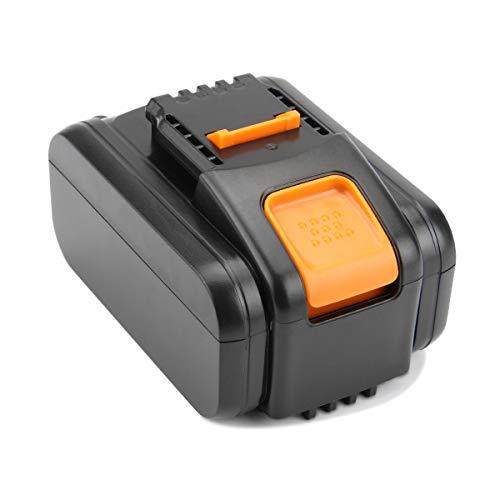 Exmate 20V 5.0Ah Ersatzbatterie für Worx Akku WA3551.1