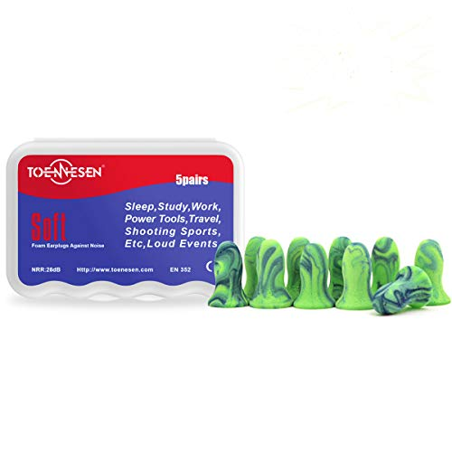 Kids Earplugs Sleep Earplugs Kids - Noise Cancelling Earplugs for...
