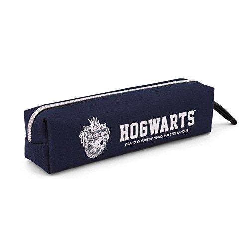 Karactermania Harry Potter Ravenclaw-Square HS Pencil Case Astuccio, 22 cm, Blu (Blue)