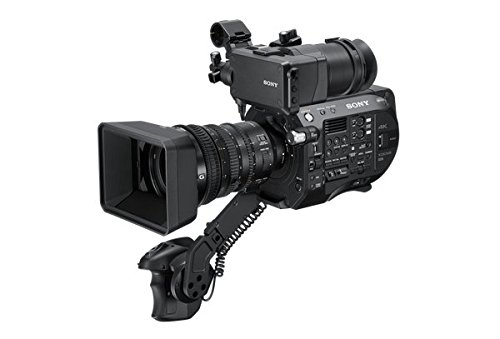 Sony FS7 II Shouldercam CMOS 4 K Ultra HD Black - Camcorders (CMOS, 25.4/4 mm (1/4), Sony und, 18-110 mm, 27-165 mm, 9,5 cm)