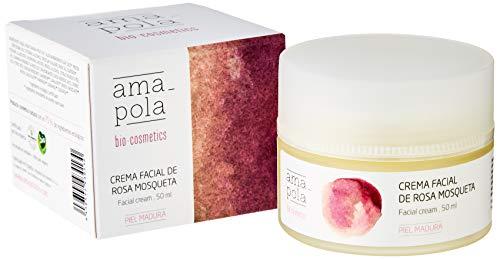 Amapola Bio Crema Regeneradora De Rosa Mosqueta 50 Ml 50 ml