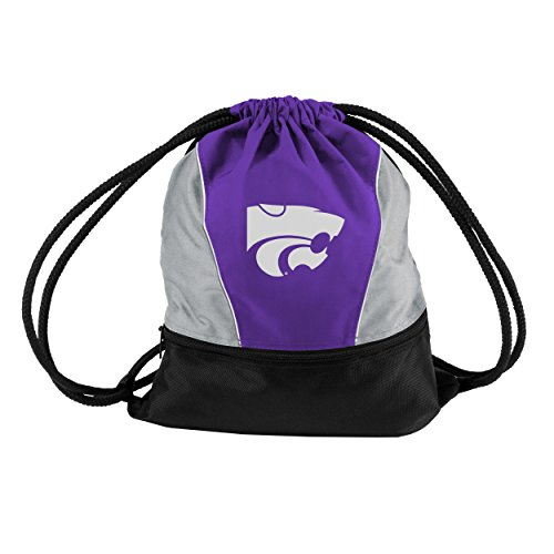 Logo Brands NCAA Kansas State Wildcats Unisex Adult Sprint Pack, Small, Multicolor