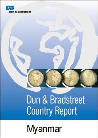 D&B Country Report: Myanmar