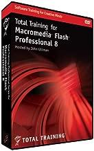 Total Training for Macromedia Flash Professional 8 Win/Mac [DVD]