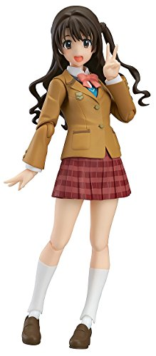The Idolm@ster Cinderella Girls Shimamura Uzuki Cinderella Project Version Figma Action-Figur