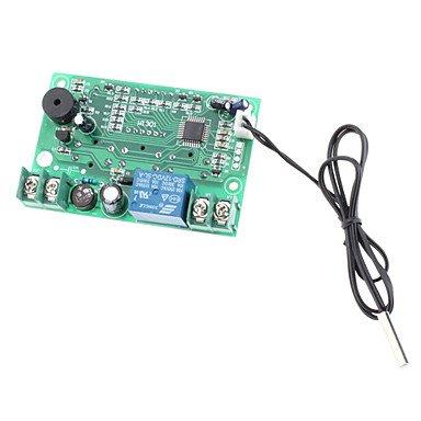 FAYM- Verde - termostato inteligente controlador de temperatura...