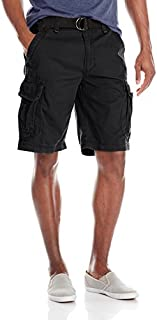 UNIONBAY Men's Survivor Belted Cargo Short-Reg and Big &...