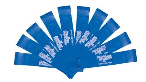 Perform Better Minibands 10er Set – Fitnessbänder für effektives Ganzkörpertraining, 4 Zugstärken: leicht - sehr stark