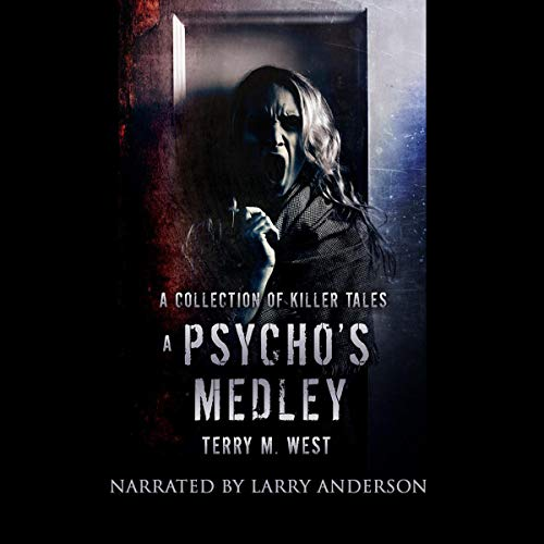 A Psycho's Medley  By  cover art