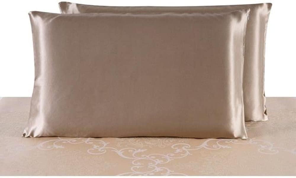 Mulberry Silk Super sale Pillowcase 2pcs 100% Max 67% OFF Double-Sided