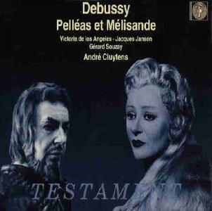 Debussy: Pelléas et Mélisande (Gesamtaufnahme) (Aufnahme Paris 1956)