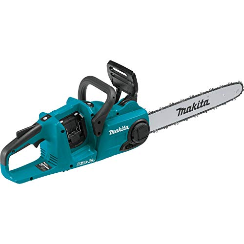 Makita XCU04Z 18V X2 (36V) LXT Lithium-Ion Brushless Cordless 16' Chain Saw, Tool...