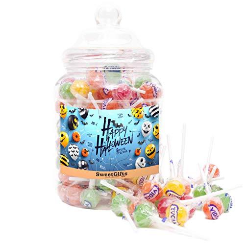 Halloween Sweets Jars – Happy Halloween Label